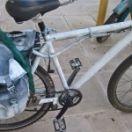 Ηλεκτρικό ποδήλατο με οκτώ εσωτερικές ταχύτητες shimano nexus, πλαίσιο αλουμινίου 1200 Ευρώ