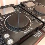 2x Pioneer CDJ-2000NXS2 +  1x DJM-900NXS2 mixer == 2900 EURO