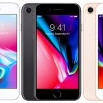 Apple iPhone 8 €430 Euro e Apple iPhone 8 Plus €475 iPhone 7 € 315 Euro Samsung S8 €340 Eur