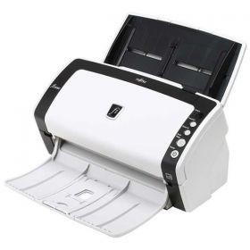 Έγχρωμος σαρωτής (scanner) διπλής όψης (ένα πέρασμα) Fujitsu Fi-6130 80σελίδες/λεπτό για συμβολαιογράφους-μεγάλα γραφεία